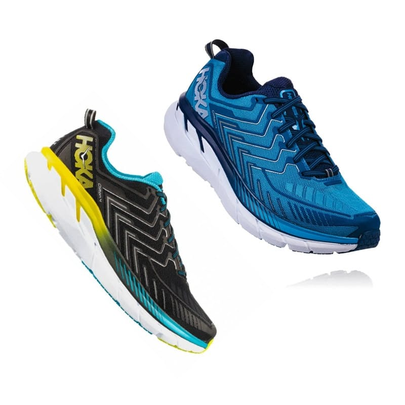 Men's Clifton 4 Road Running Shoes