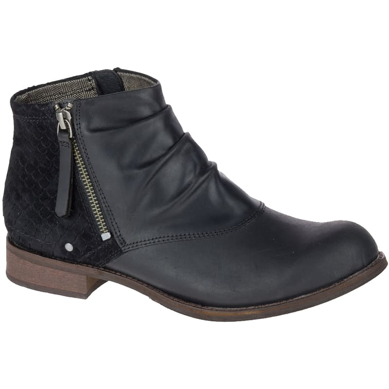 Ladies Irenea Casual Ankle Boots