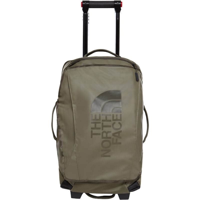 """40L New Taupe Green Rolling Thunder 22"""" Travel Bag"""