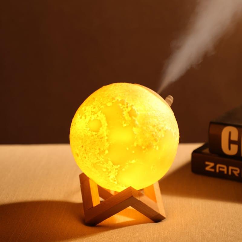 15cm 3D Moonlamp Humidifier