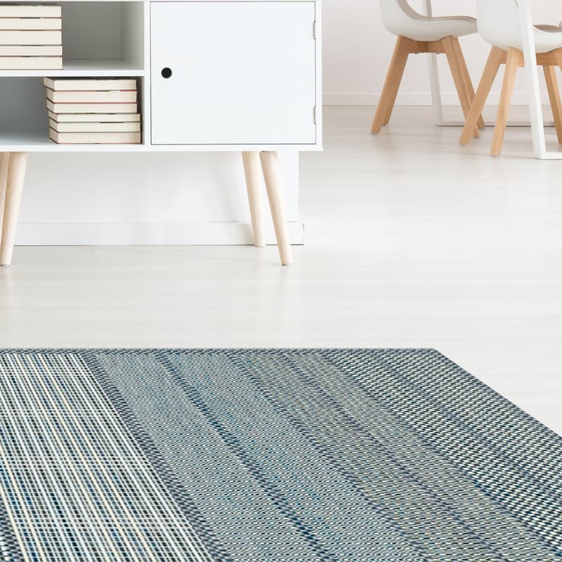 Terazza Collection Indoor/Outdoor 100% Flatweave Polypropylene Rugs 3 Sizes Available)
