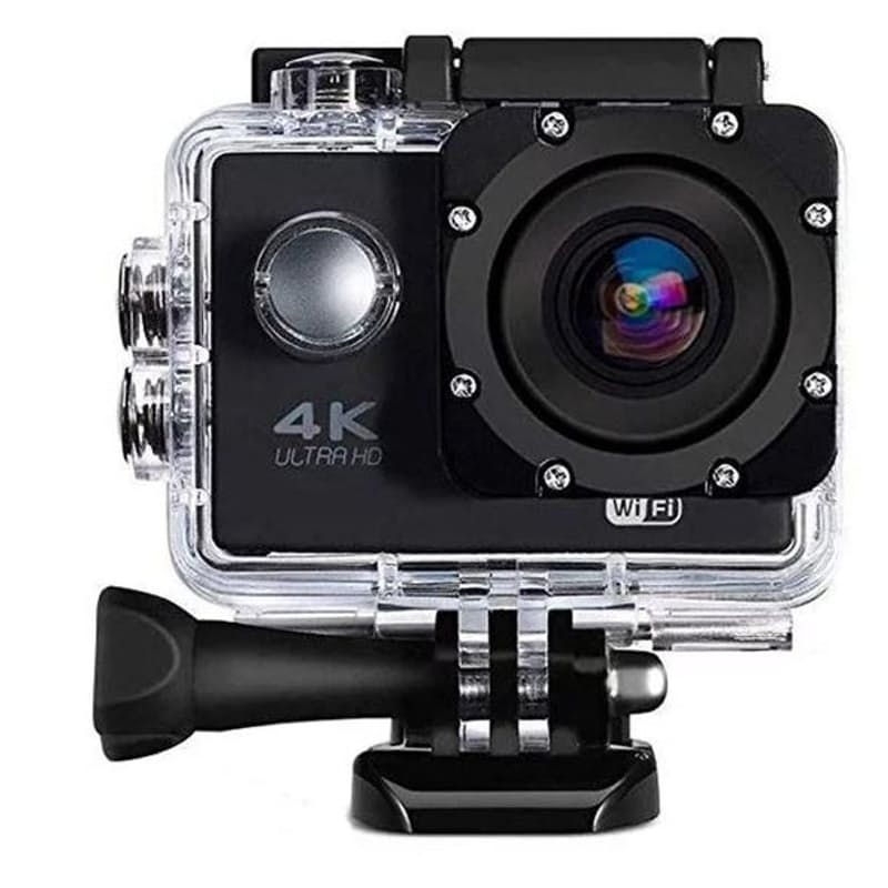 Ultra HD WiFi Action Camera