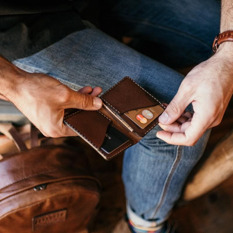 The Vertical Wallet
