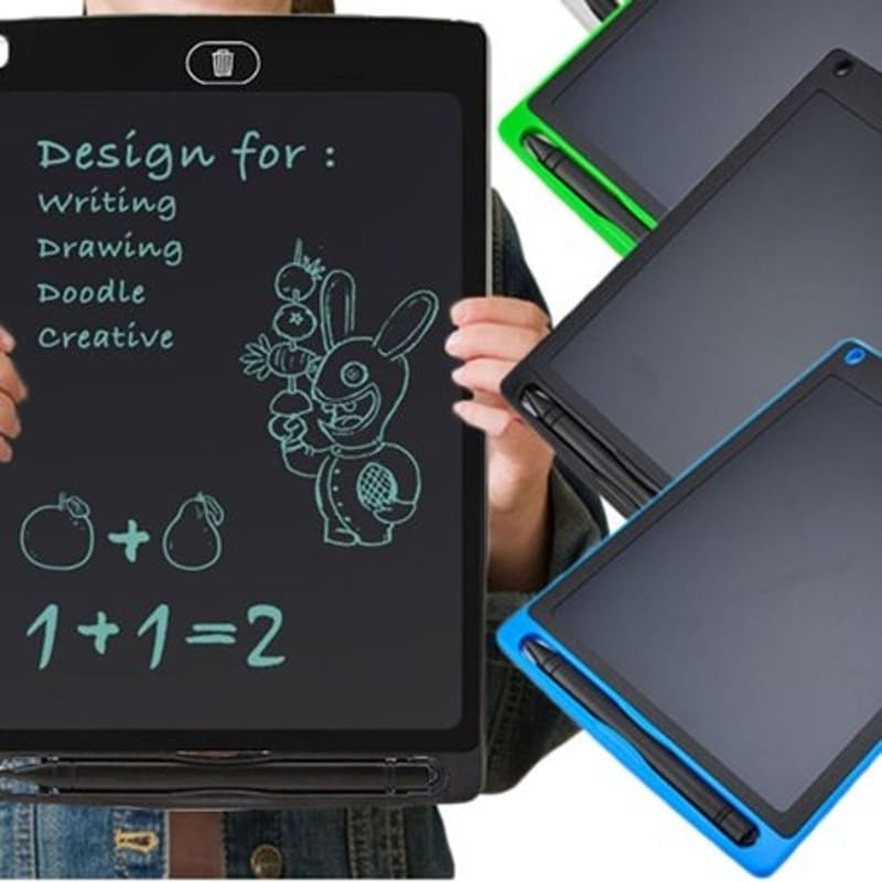 "8.5"" LCD Writing Tablet (More Colours Available)"