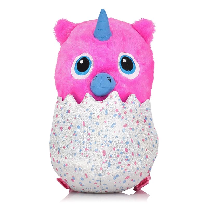 Character Plush Backpack (Various Option Available)