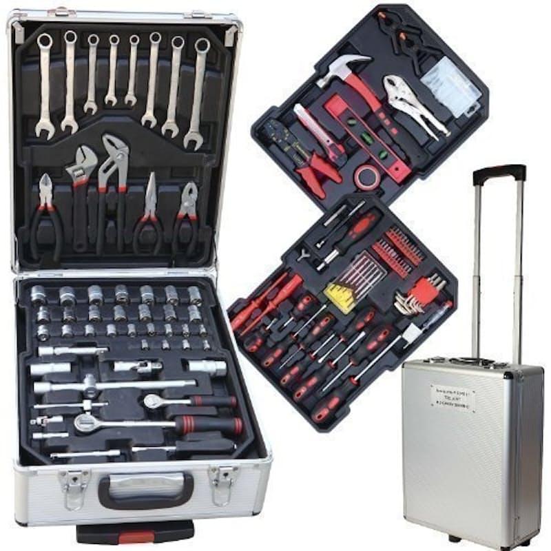 187 Piece Tool Case