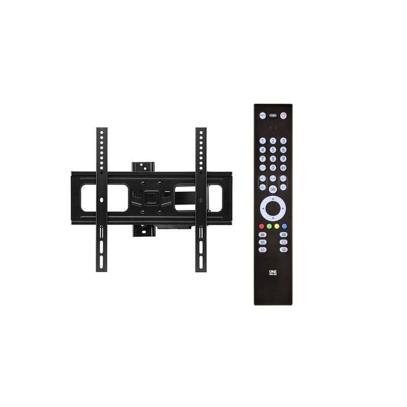 TV Wall Bracket & Universal Remote Set