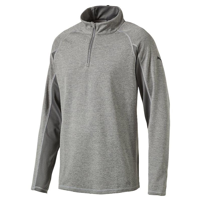 Men's Core 1/4 Zip Golf Popover Sweater