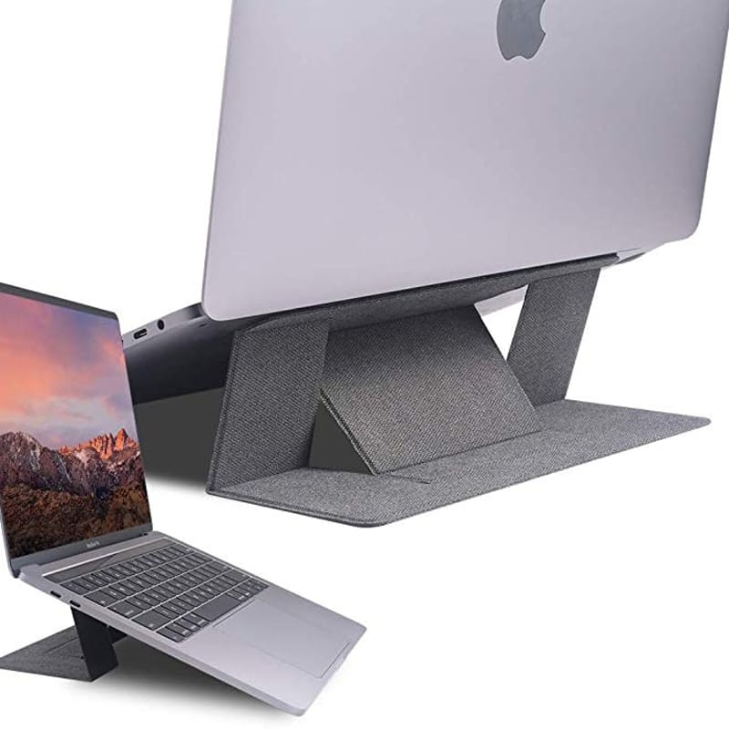 Invisible Slim Notebook Stand (Grey & Dark Grey Available)