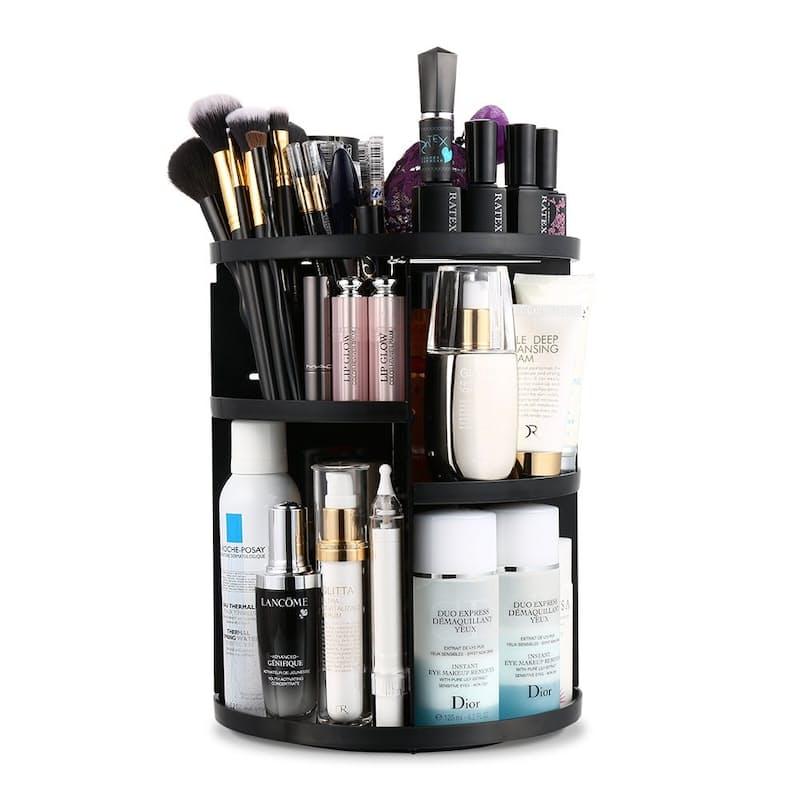 Adjustable Makeup Organizer