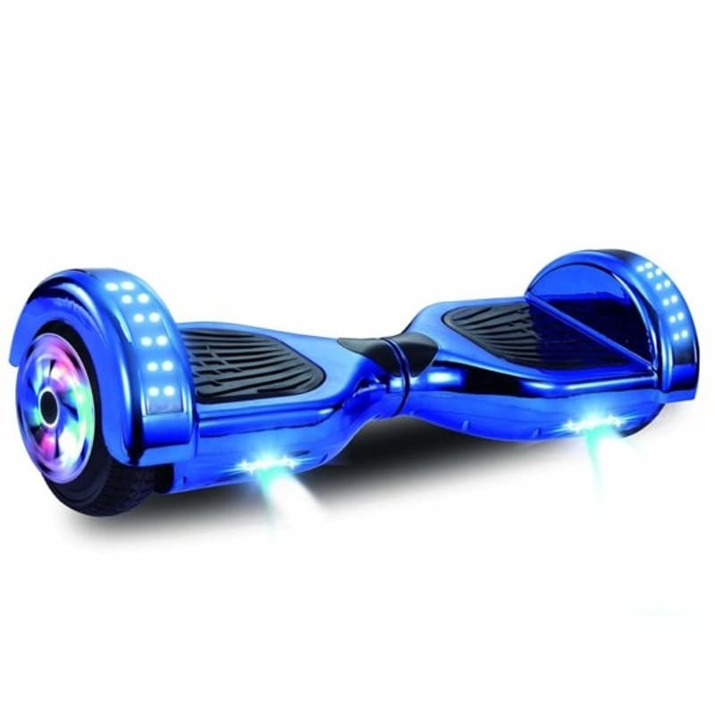 52 Off On Flywheel Hoverboards 6 5 Hoverboard With Bluetooth Speakers And Led Lights Onedayonly Co Za