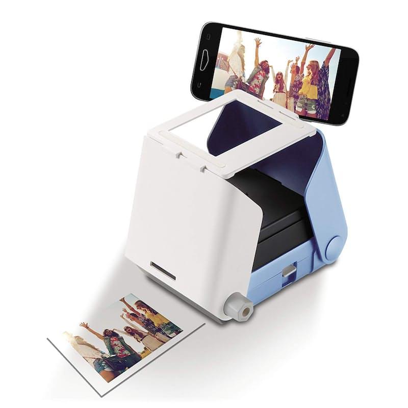 Smartphone Portable Retro Picture Printer