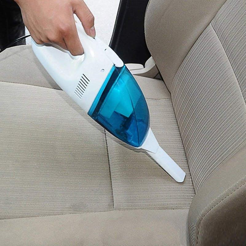 12V Mini Handheld Portable Car Vacuum