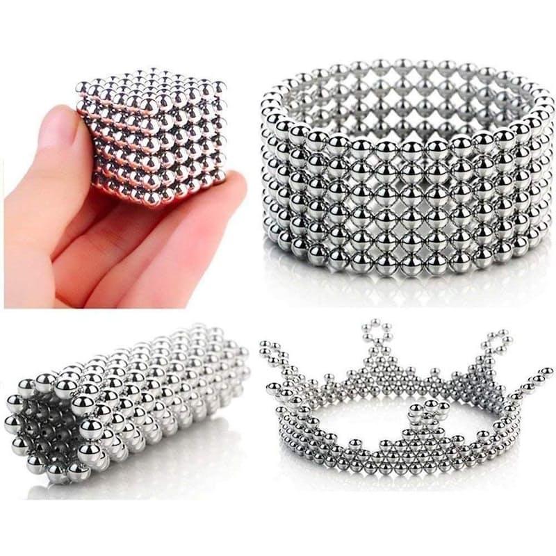 216 Piece 5mm Magnetic Balls