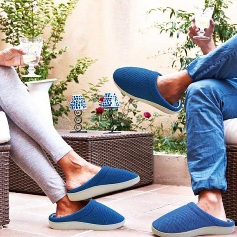 Anti Fatigue Gel Slippers