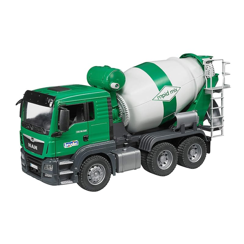 MAN TGS Cement Mixer Truck