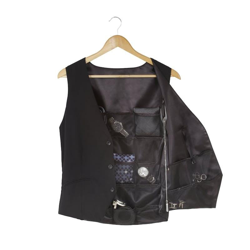 Little Black Vest Accessories Organizer