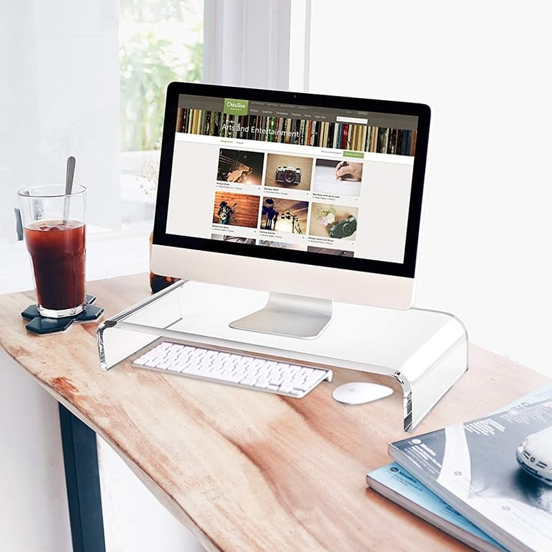 Acrylic Laptop or Monitor Stand