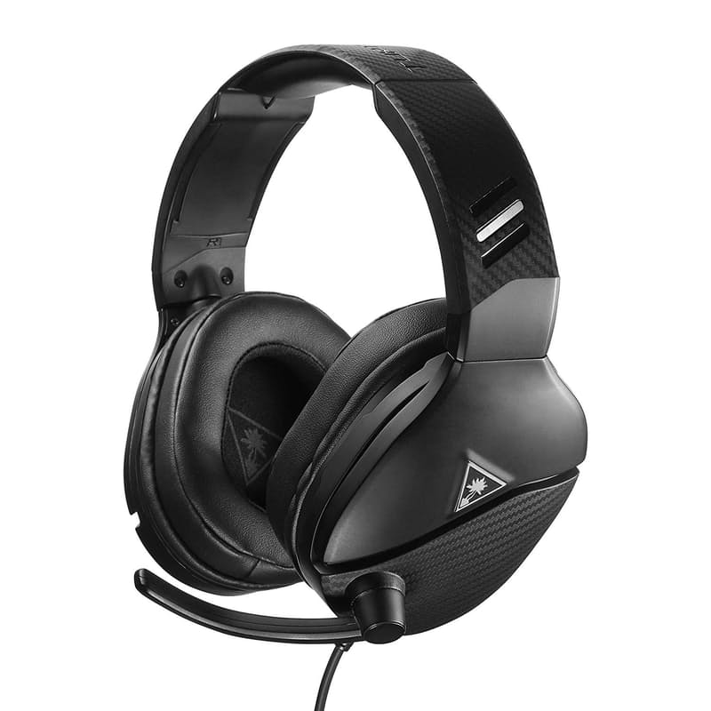 Atlas One Gaming Headphones with Mic (Compatible with PC, Mobile, PS4, Xbox One & Nintendo Switch)