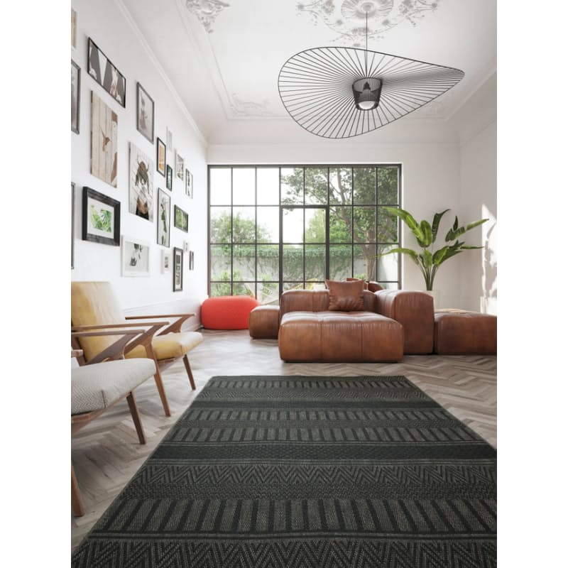 100% Polypropylene Indoor/Outdoor Patio Grace Rugs (3 Sizes Available)
