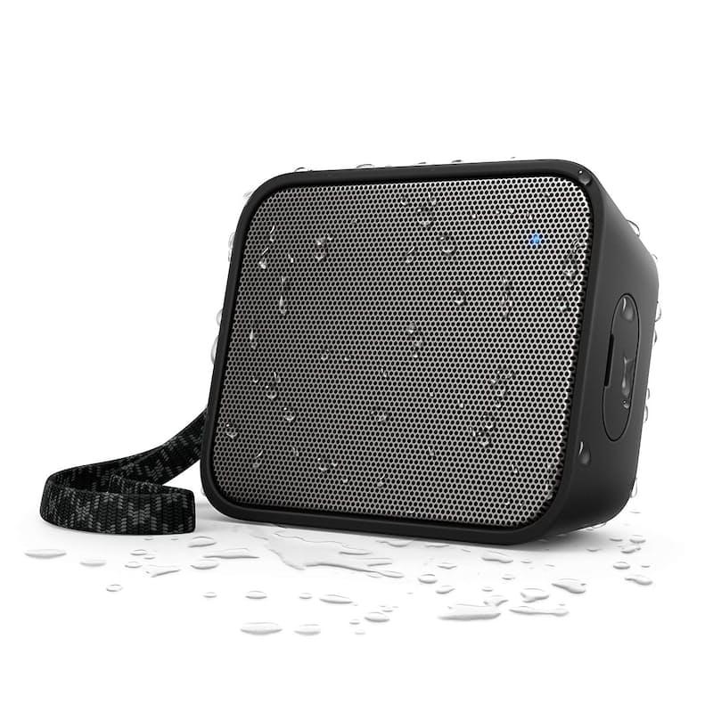 PixelPop Splash Proof Portable Speaker