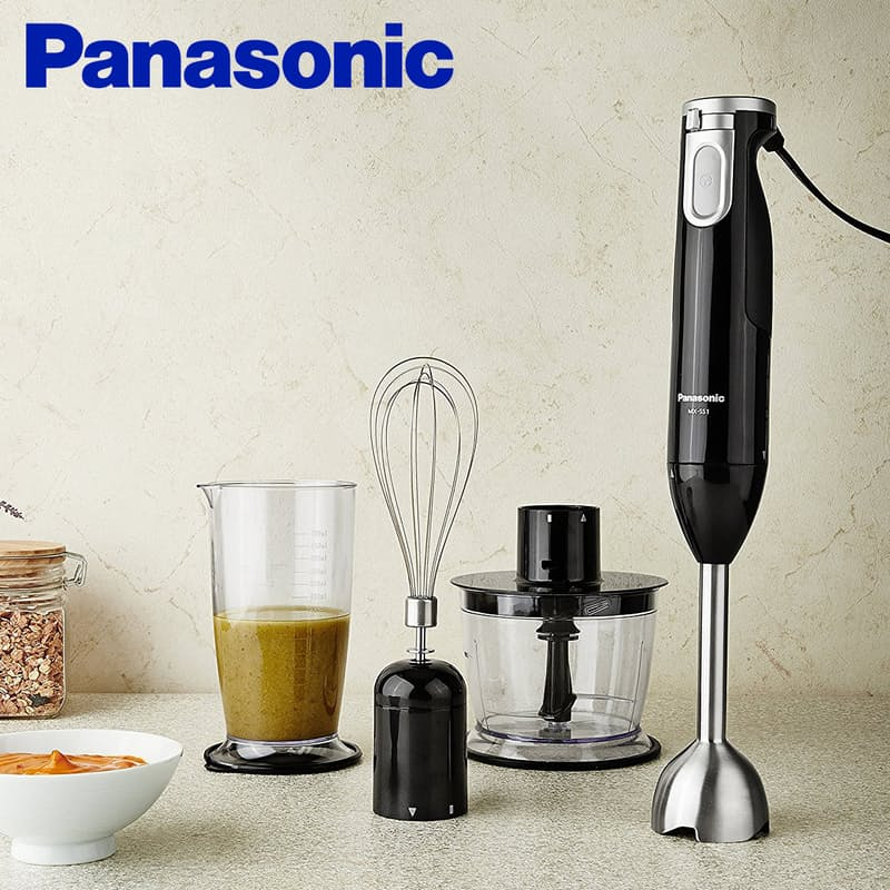4-in-1 Attachment Hand Blender