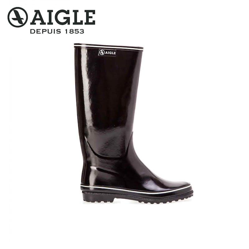 Venise Gloss Rubber Boots