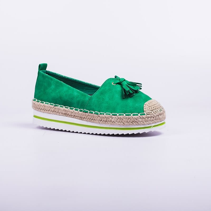 Ladies Espadrille (Multiple Colours Available)