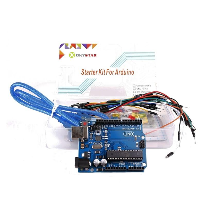 UNO R3 Starter Kit - Ultimate Electronic Gadget KIT