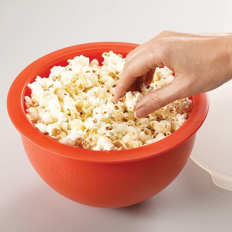 M-Cuisine Microwavable Popcorn Maker