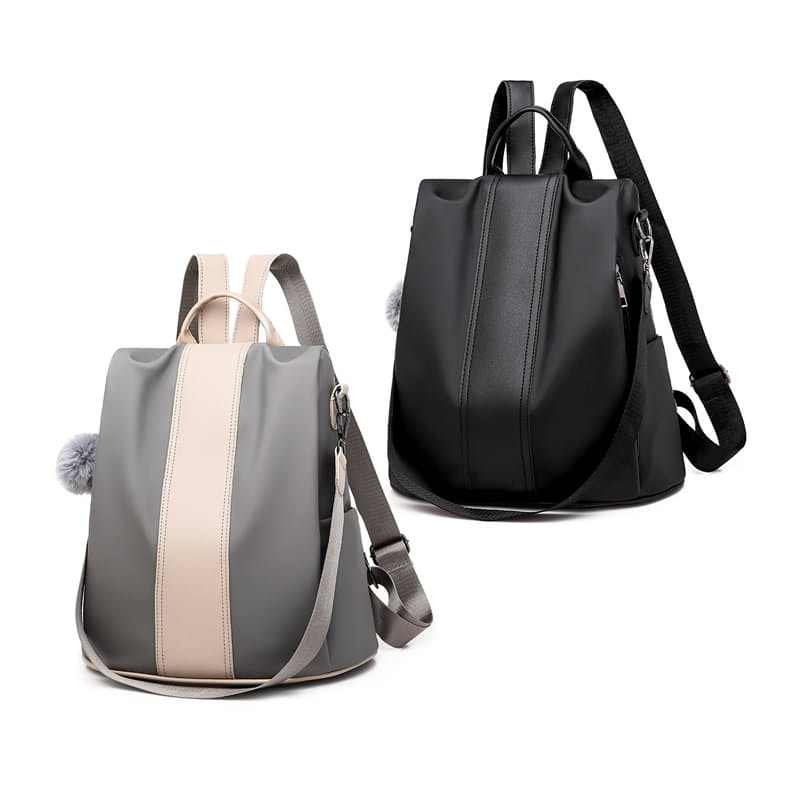 Ladies 3 Way Waterproof Anti-theft Backpack