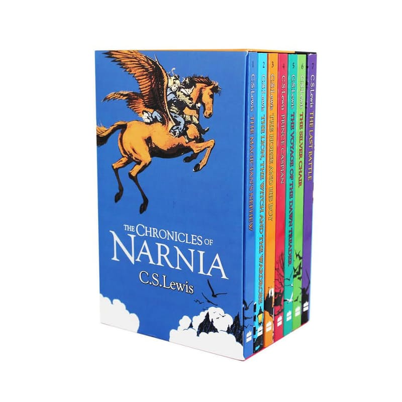 Chronicles of Narnia Bookset (7 Books)