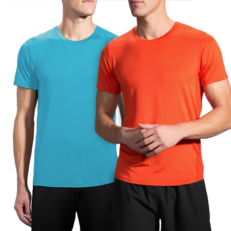 Men's Steady Short Sleeve Running Shirt
