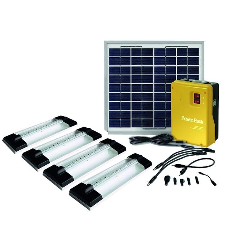 Solar Light Home Kit