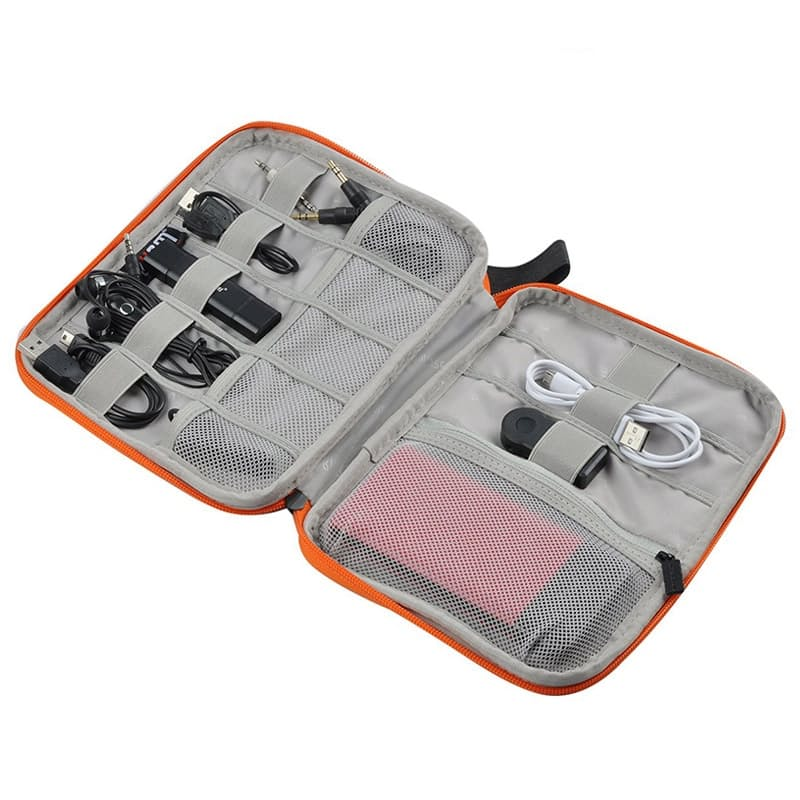 Cable and Digital Accessories Organizer