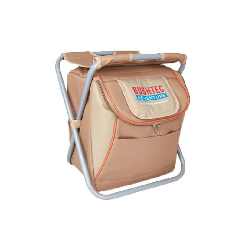 Multi-Purpose Fishing Stool and Backpack Cooler
