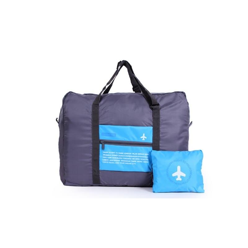 Fold-in-Bag Lightweight Luggage Duffel Storage Bag
