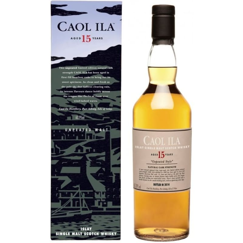 15 Year Old Unpeated Limited Edition Single Malt Scotch Whisky