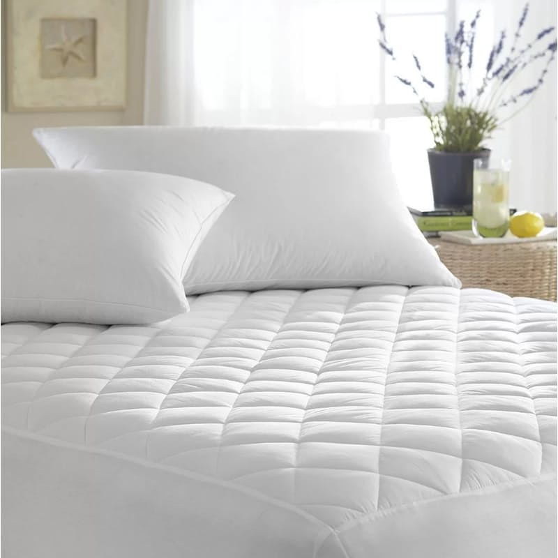 Quilted Waterproof Mattress Protector (Extra Length & Depth)