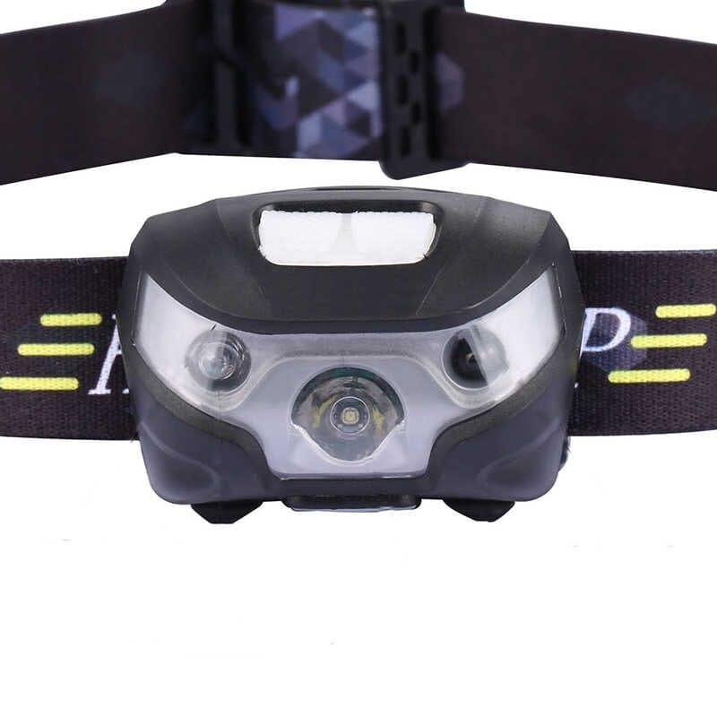 Cree XPE Halogen LED Headlamp with 3 Modes