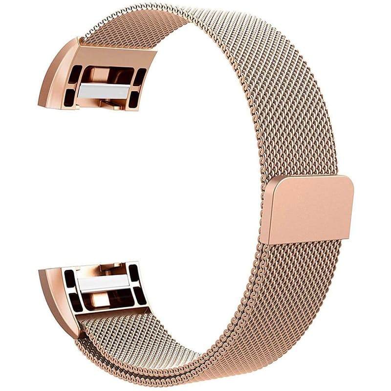 Apple or Fitbit Milanese Watch Strap