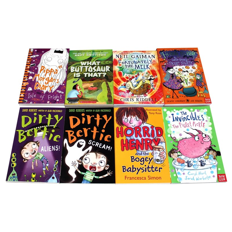 38% Off On Children's Variety Choice Of 3 Fiction Books