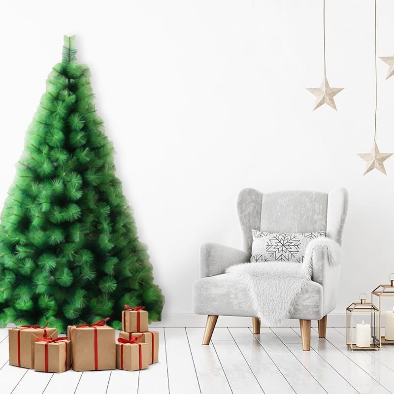1.8m Artificial Pine Christmas Tree