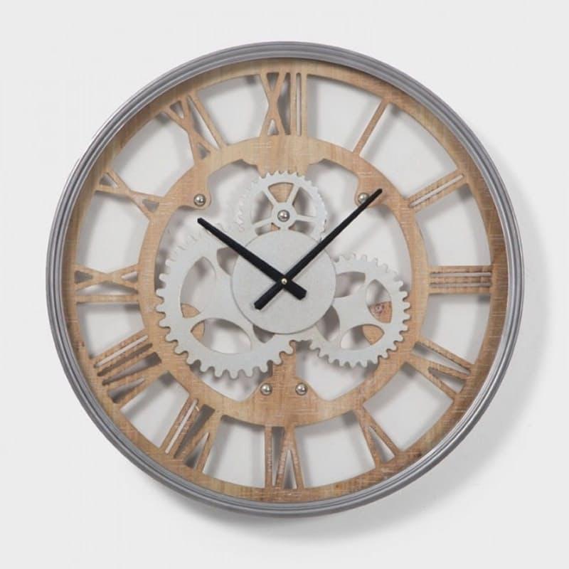Gear Wall Clock- 60cm x 60cm