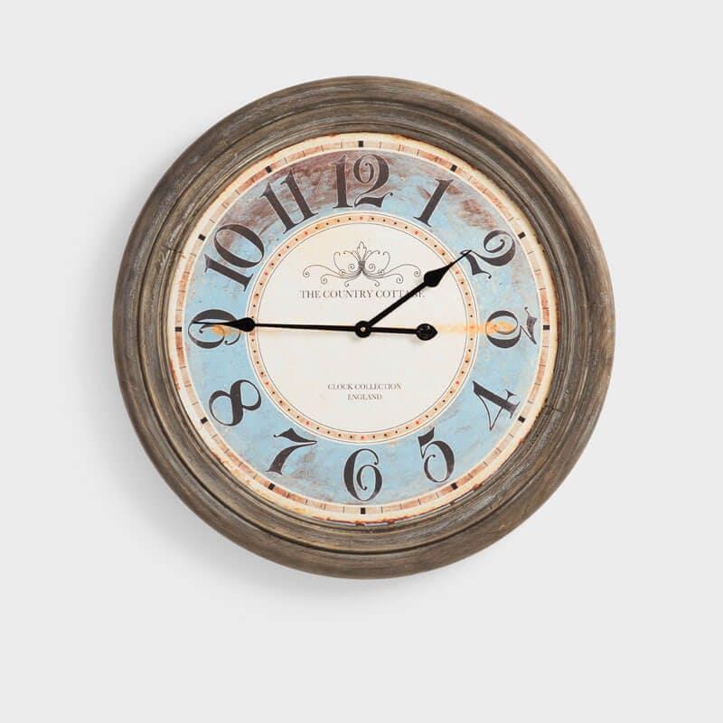Empire Wooden Wall Clock - 67cm x 67cm