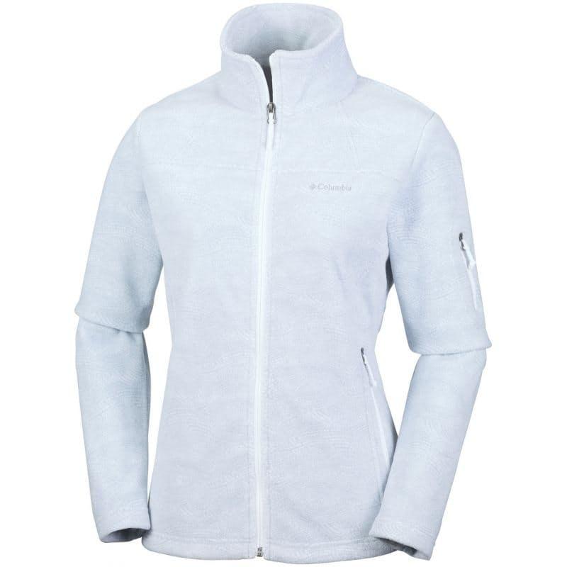Ladies Fast Trek Printed Jackets