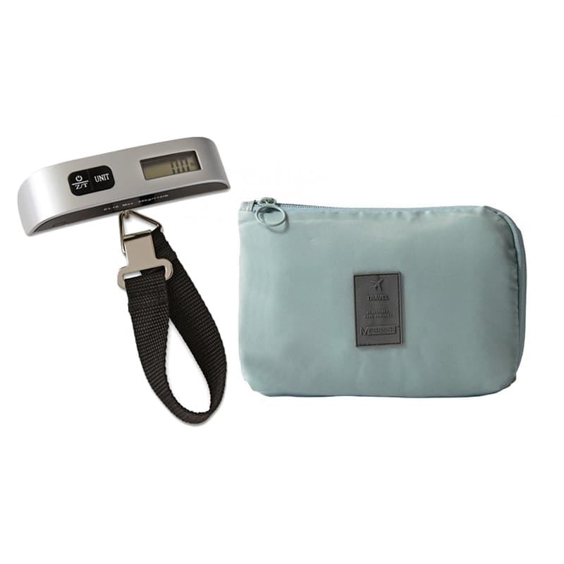 Portable Luggage Scale & Travel Organiser