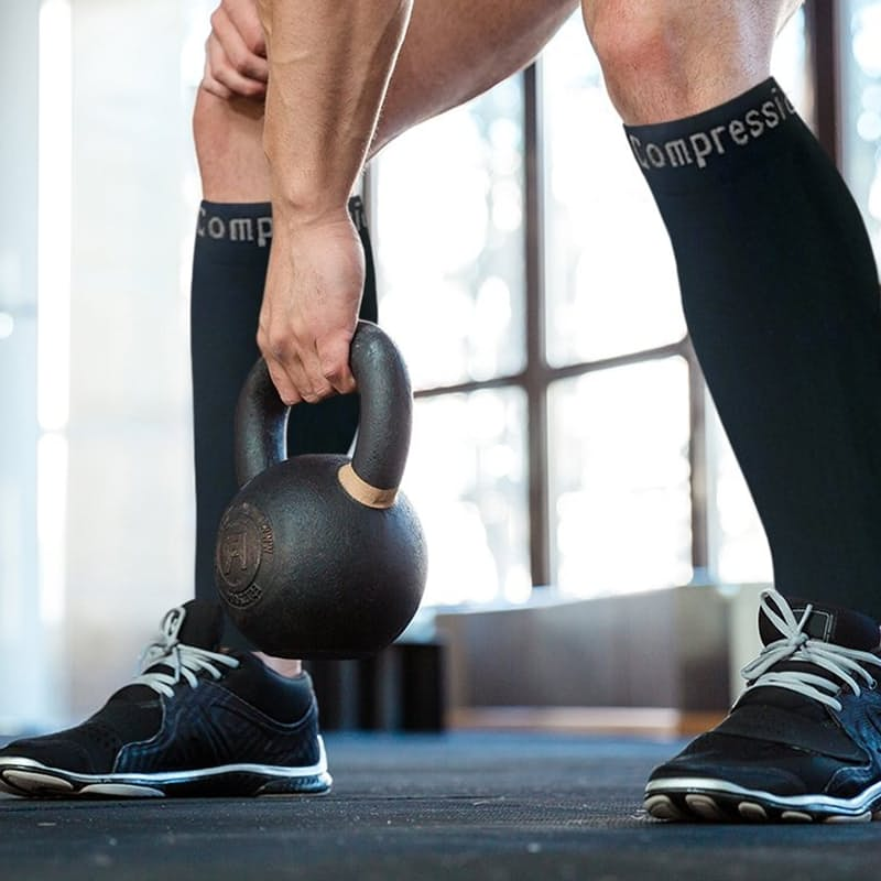 Compression Recovery Calf Sleeves