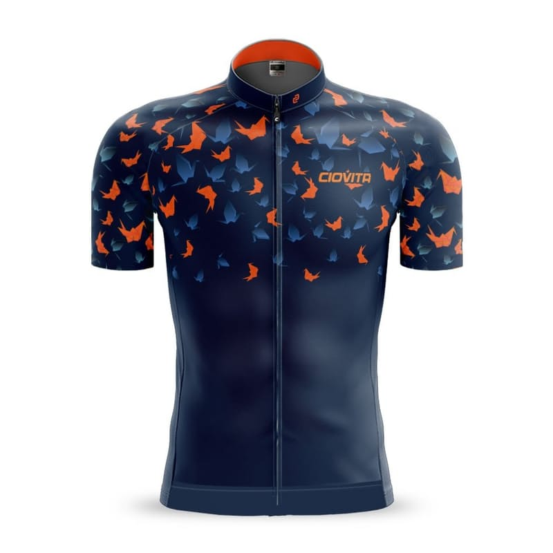 Men's or Ladies Origami Race Fit Jersey