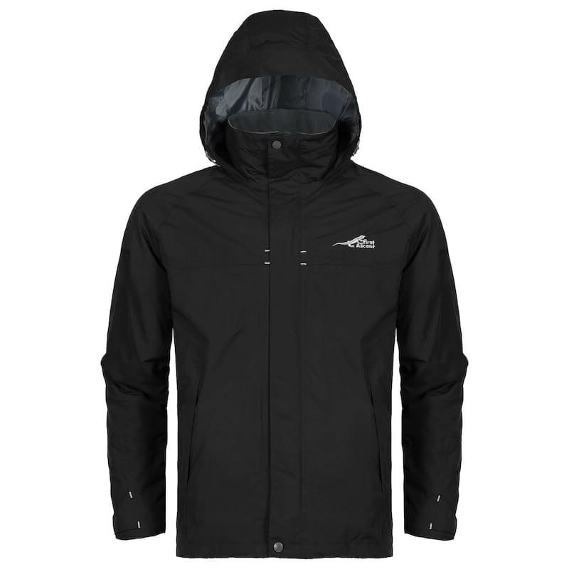 Men's Waterproof Discovery 3-in-1 Interconnect Jacket